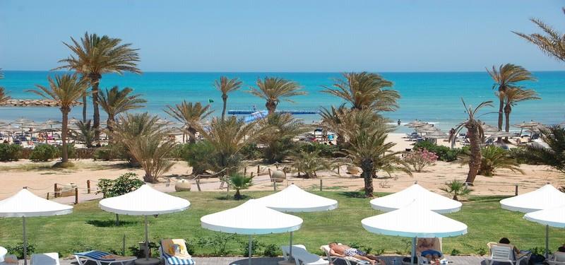 Beach Hotel Club Palm Azur