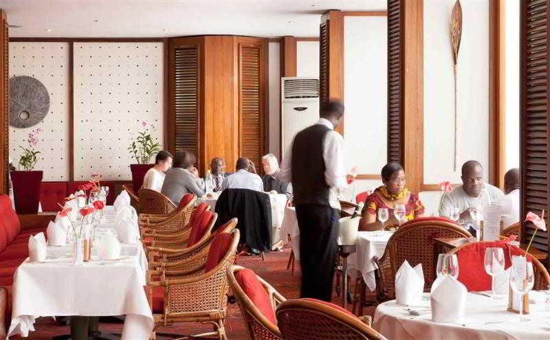 Restaurant Pullman Abidjan