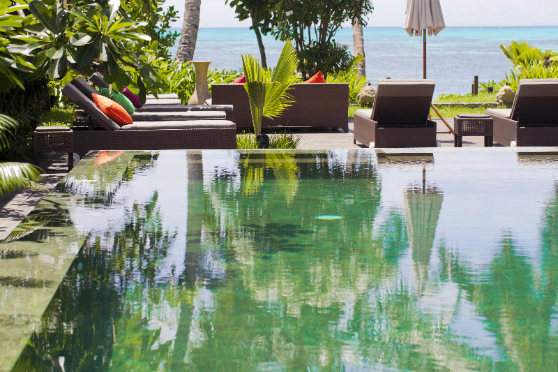 Pool Dhevatara Beach Hotel & Spa
