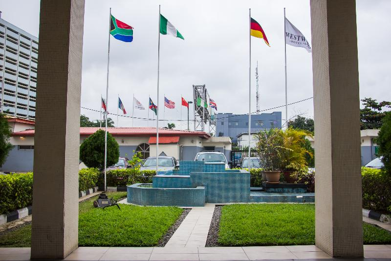 General view The Westwood Hotel Ikoyi