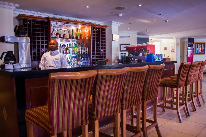 Bar The Westwood Hotel Ikoyi