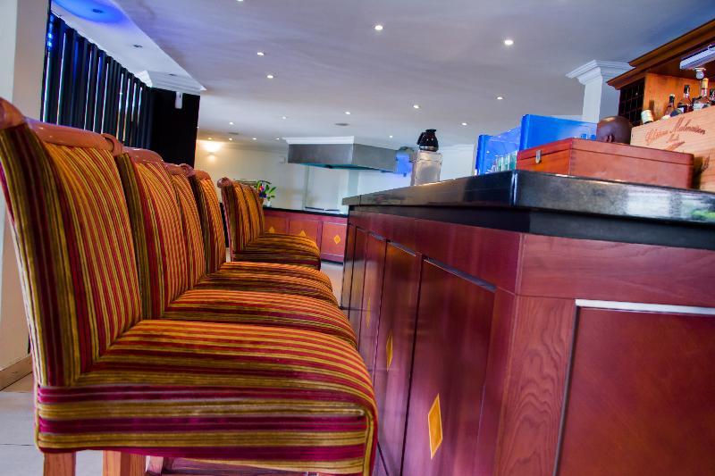 Bar The Westwood Hotel Ikoyi