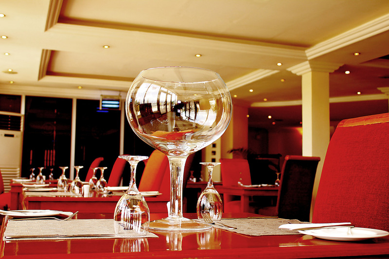 Restaurant The Westwood Hotel Ikoyi