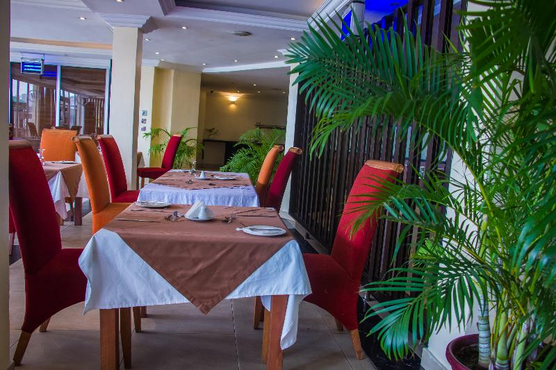 Restaurant The Westwood Hotel Ikoyi