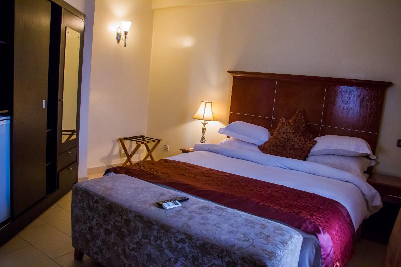 Room The Westwood Hotel Ikoyi