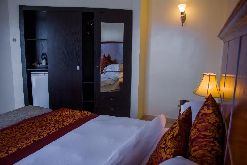 Room The Westwood Hotel Ikoyi