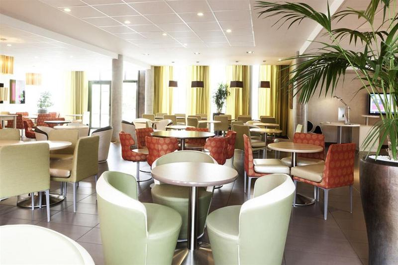 General view Suite Novotel Reims Centre