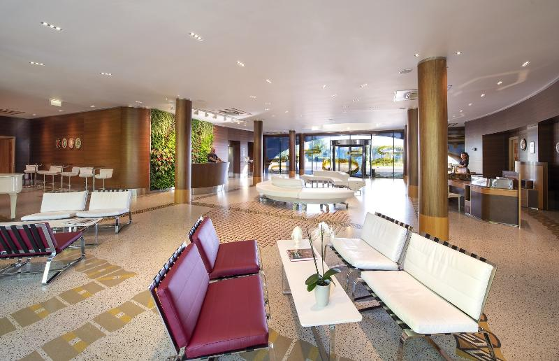 Lobby Kalidria Hotel & Thalasso Spa