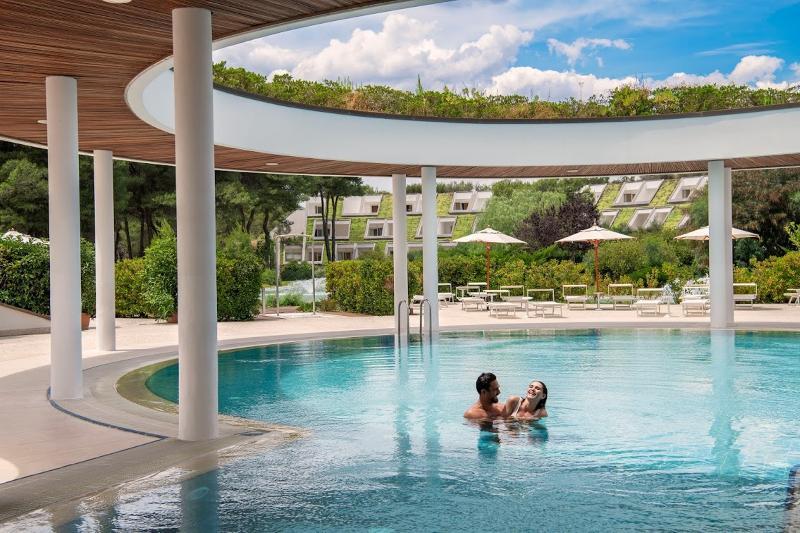 Pool Kalidria Hotel & Thalasso Spa