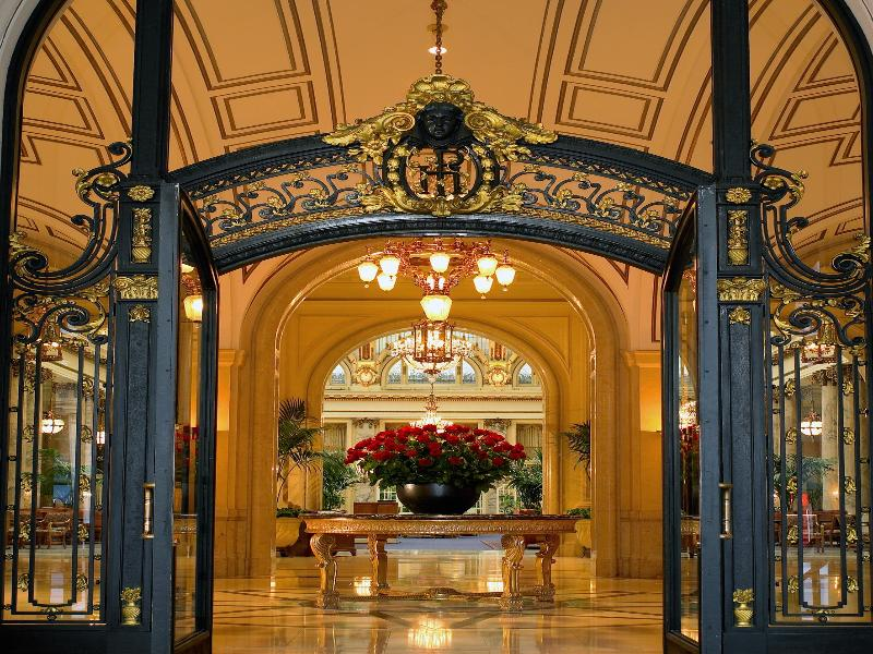 Palace Hotel - A Luxury Collection - Hotel - 7