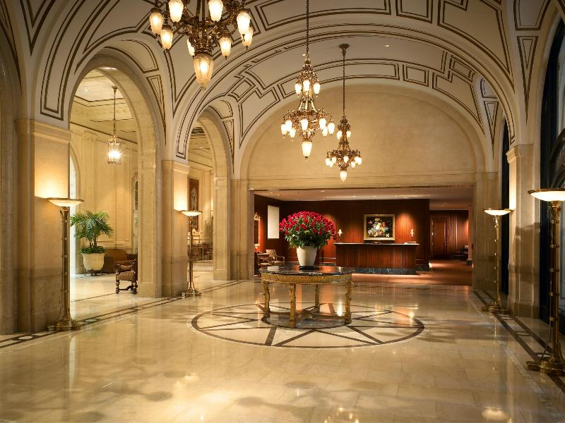 Palace Hotel - A Luxury Collection - General - 10