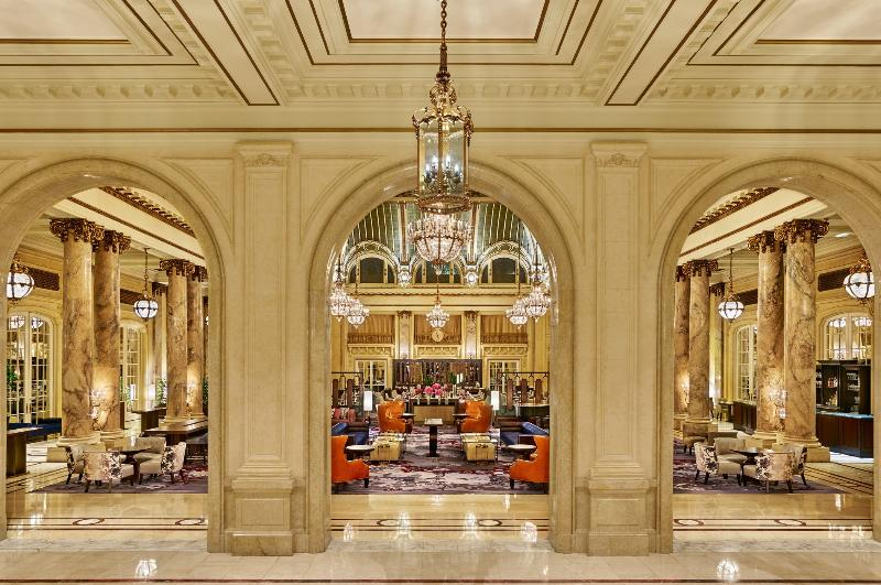 Palace Hotel - A Luxury Collection - General - 9