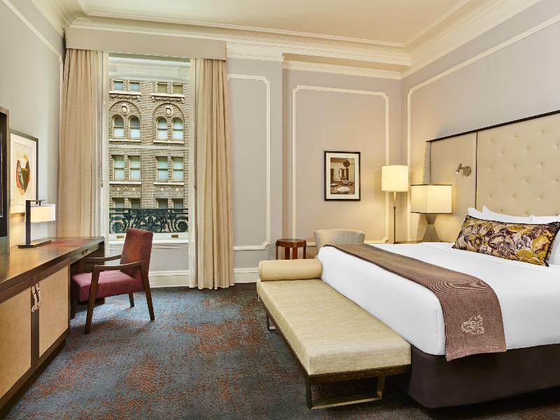 Palace Hotel - A Luxury Collection - Room - 1