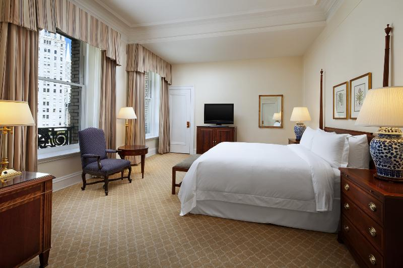 Palace Hotel - A Luxury Collection - Room - 13