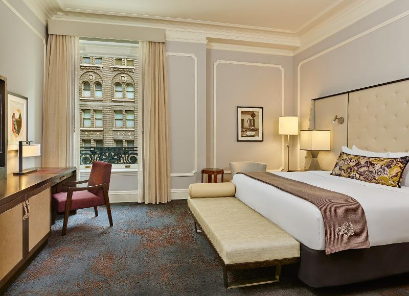 Palace Hotel - A Luxury Collection - Room - 11