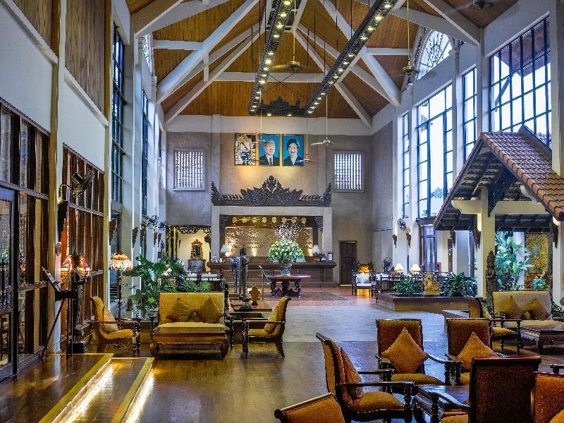 Lobby Palace Residence & Villa