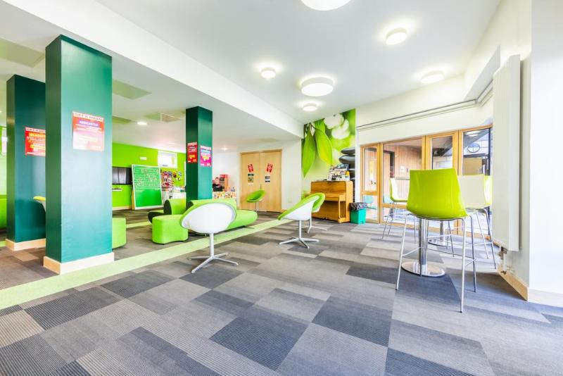 Lobby Euro Hostel Edinburgh Halls