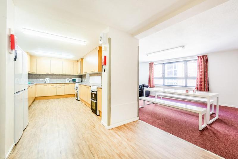 Room Euro Hostel Edinburgh Halls