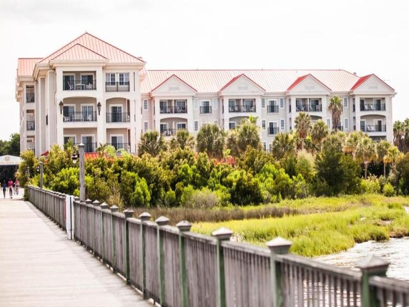 General view Charleston Harbor Resort & Marina