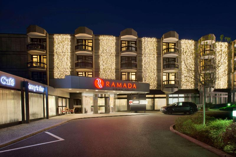 General view Ramada Nurinberg Park Hotel