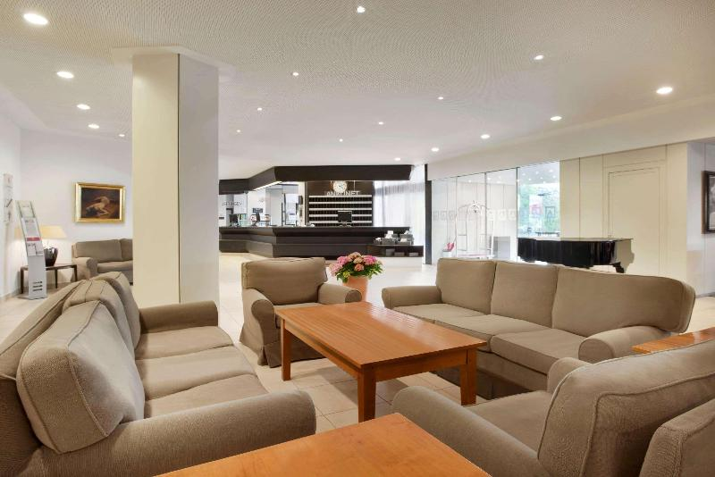 Lobby Ramada Nurinberg Park Hotel