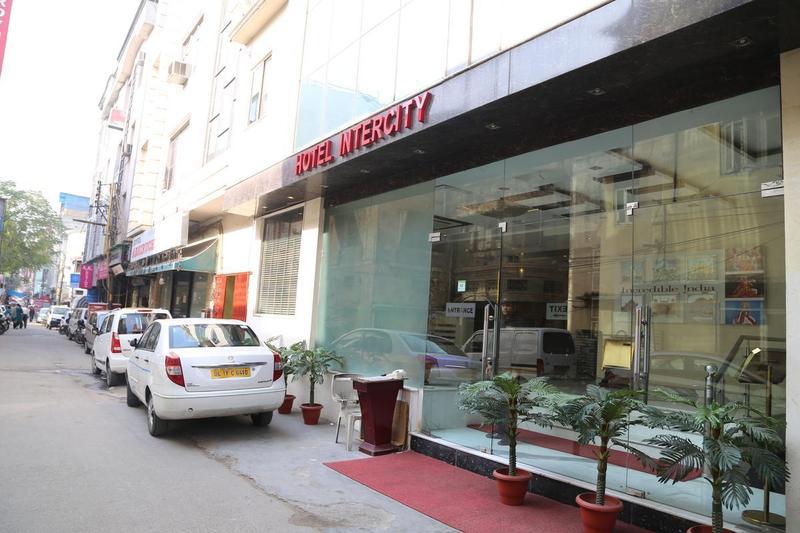 Hotel Intercity Delhi - Hotel - 4