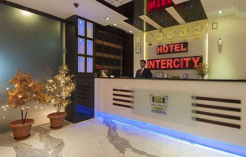 Hotel Intercity Delhi - General - 0