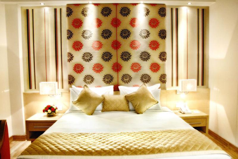 Hotel Intercity Delhi - Room - 1