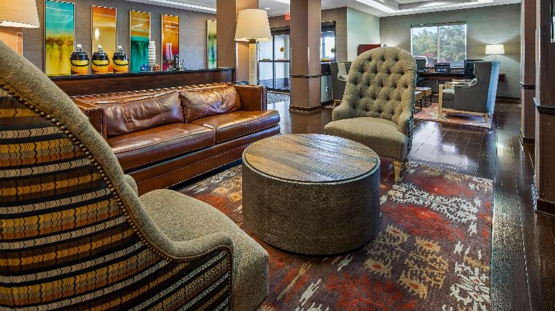 Lobby Best Western Plus Olathe Hotel & Suites