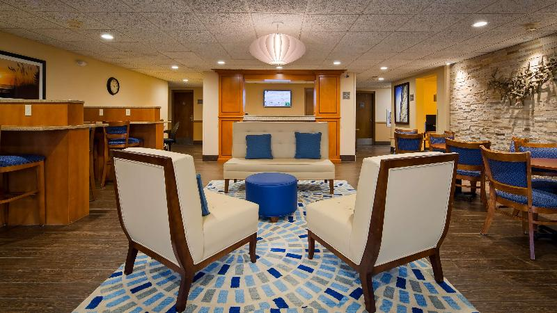 Lobby Best Western Port Clinton