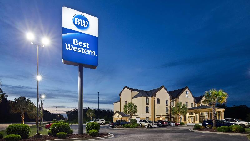 General view Best Western Executive Inn