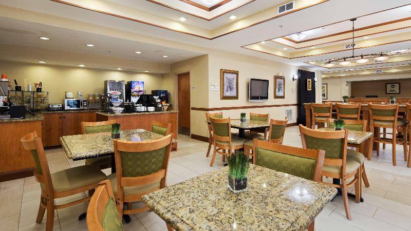 Lobby Best Western Executive Inn