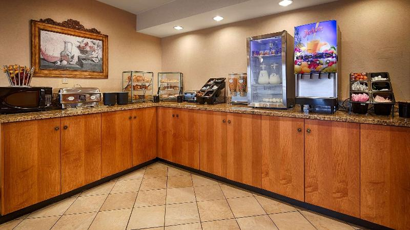 Restaurant Best Western Executive Inn