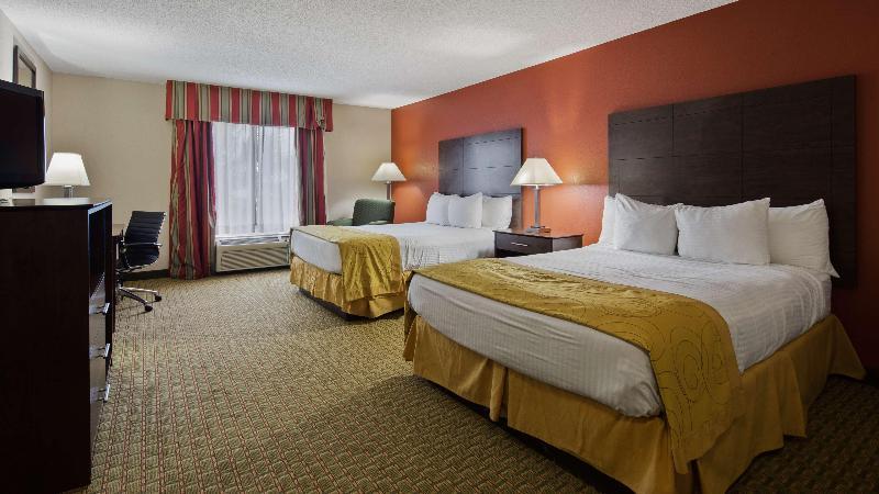 Room Best Western Executive Inn