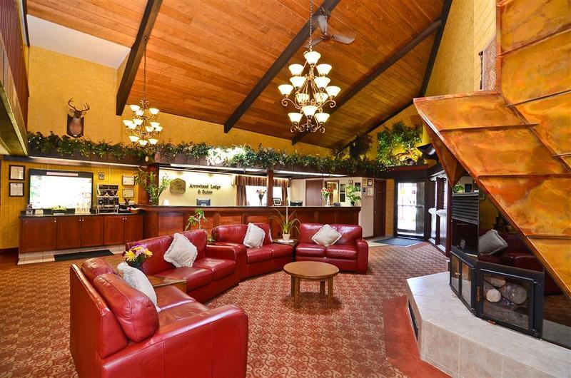 Lobby Best Western Arrowhead Lodge & Suites