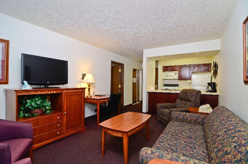 Room Best Western Spooner Riverplace