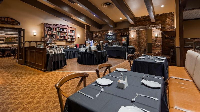 Restaurant Best Western Plus Parkway Inn & Conference Centre