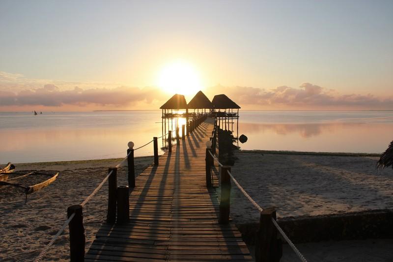 General view Paradise Beach Resort