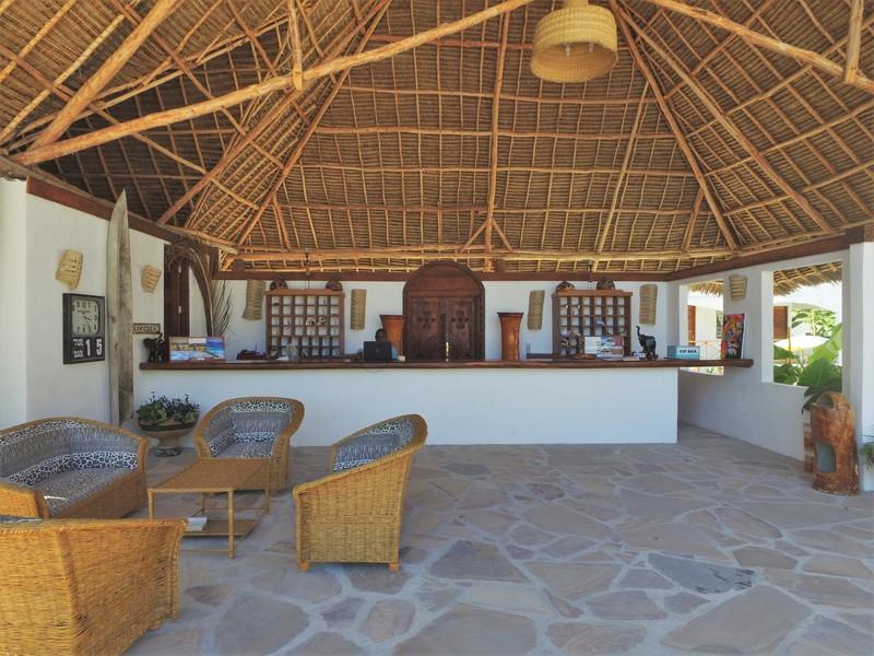 Lobby Paradise Beach Resort