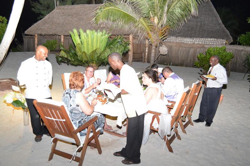 Restaurant Paradise Beach Resort