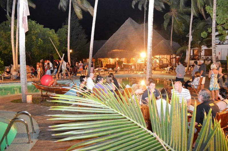Terrace Paradise Beach Resort
