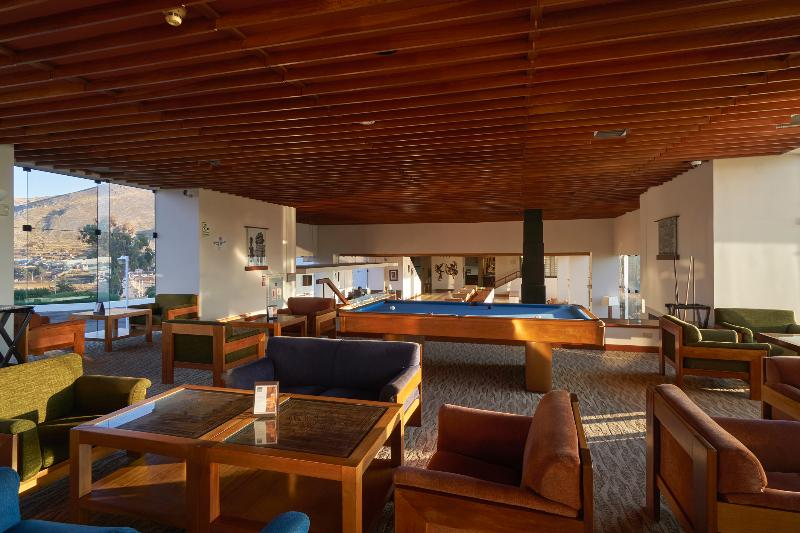 Bar Libertador Lago Titicaca
