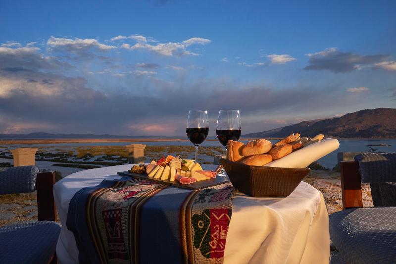 Restaurant Libertador Lago Titicaca