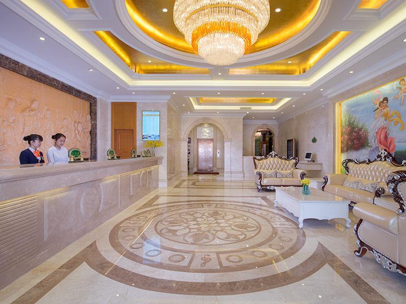 Lobby Vienna Hotel Zhongshan Avenue Tangxia Branch
