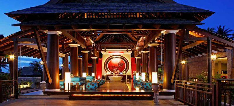 Lobby Bhundhari Resort And Spa