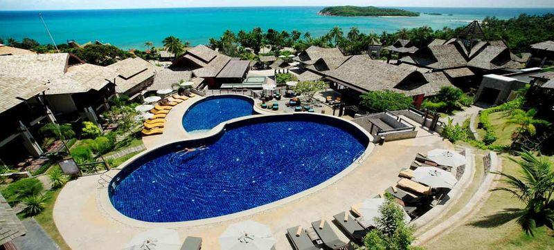 Pool Bhundhari Resort And Spa