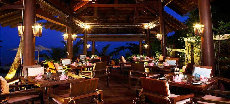 Restaurant Bhundhari Resort And Spa