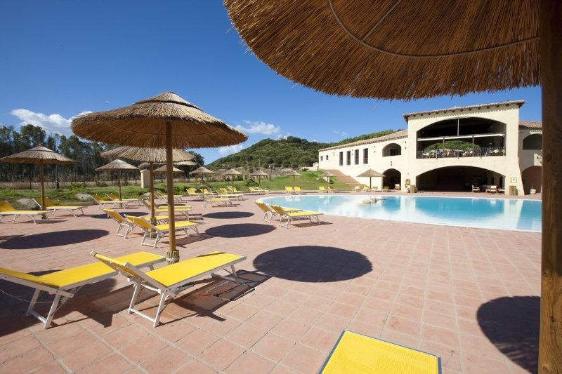 Pool Cala Luas Resort