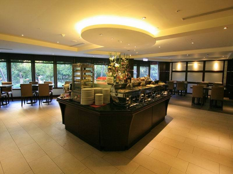 Restaurant Taichung Charming City Hotel