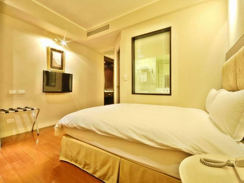 Room Hualien Charming City Hotel